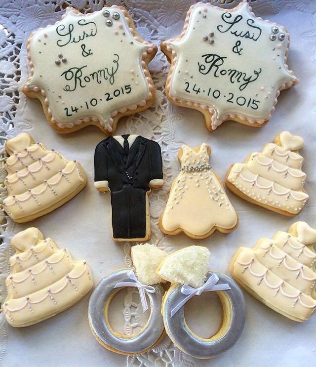Zucker cookies keksseligkeiten keksrezepte und kekse verzieren - Kekse dekorieren ...